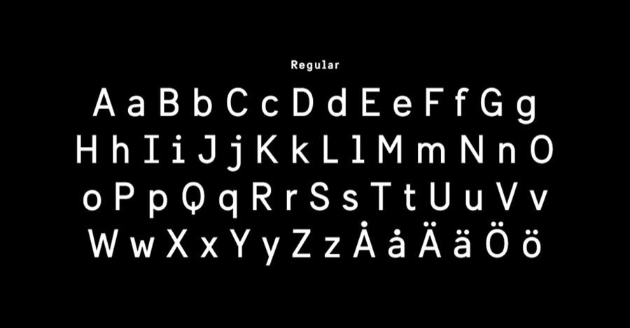 Sweden Sans typographie suède officielle-01