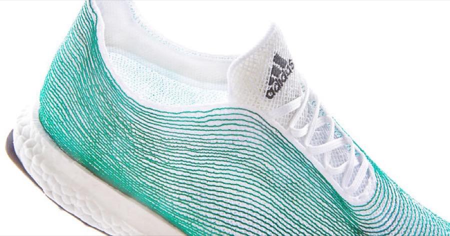 Adidas se lance dans les sneakers recyclées WNC