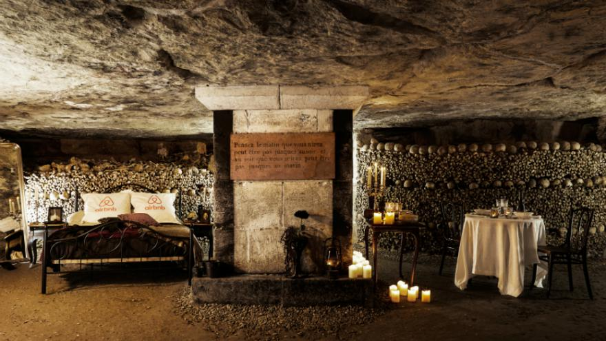 strategie marketing d'airbnb - catacombe ubi bene - wnc