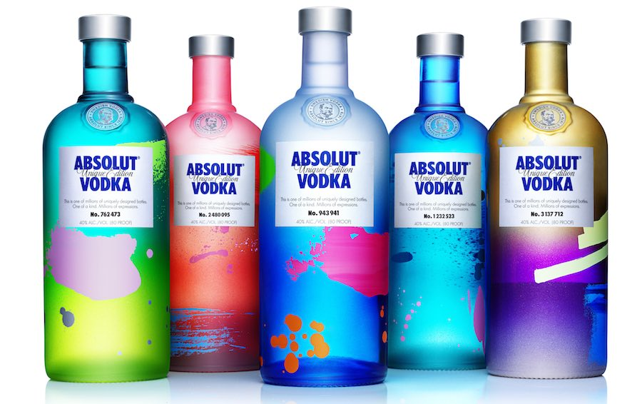 absolut unique vodka - we need cafeine