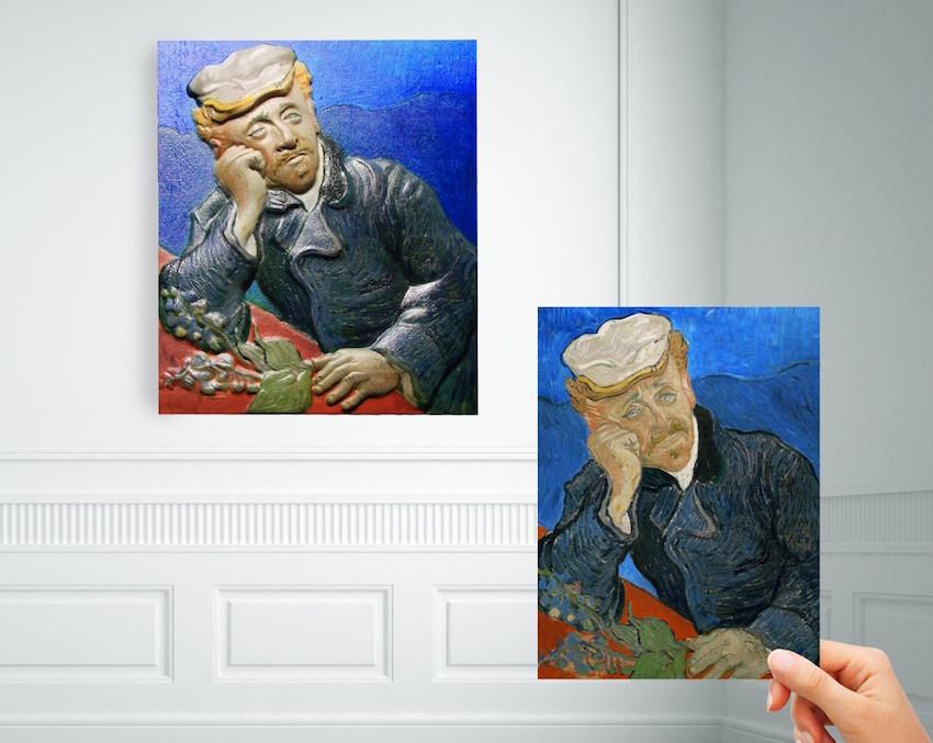 Pensons nos musées pour les malvoyants : un bel exemple de 3dphotoworks