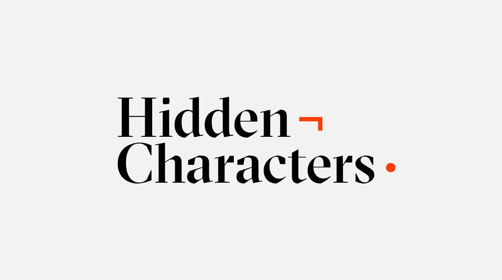 hidden characters pr re sydney - we need cafeine - 09