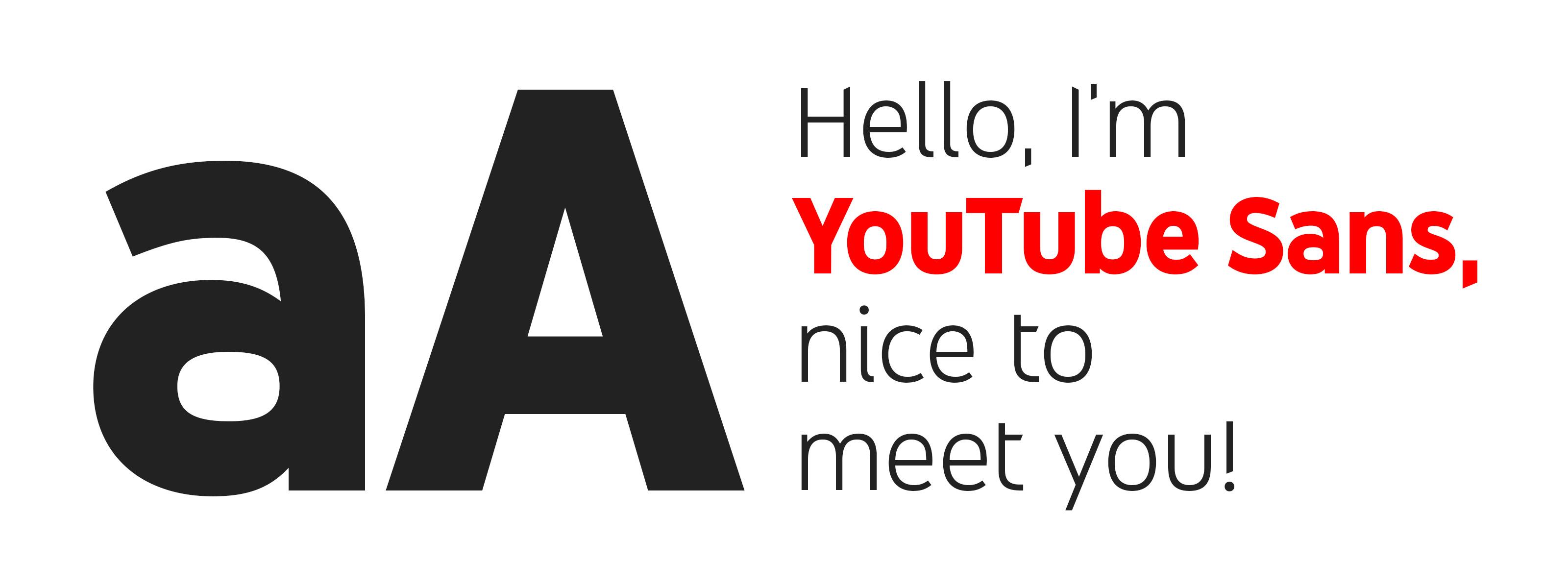 Youtube Sans typography TV Saffron - we need cafeine-05