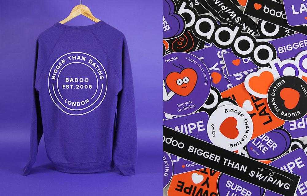 identite de badoo branding logo - we need cafeine 16