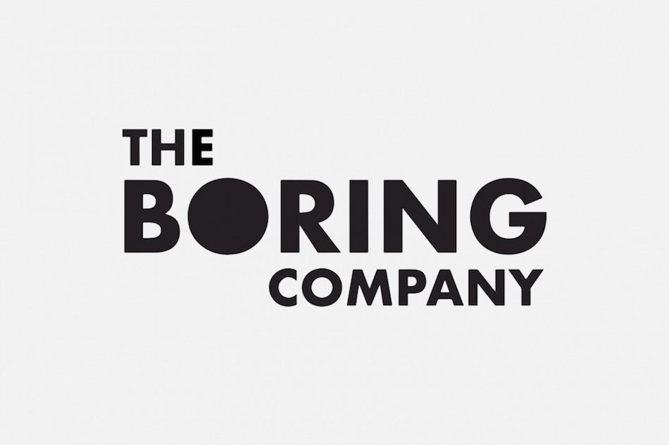 The Boring Company : croyez-vous au logotype ennuyant ? - 01