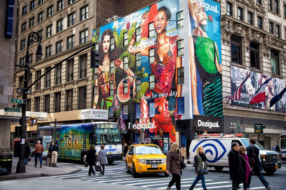 colossal new york publicite peinte murale - we need cafeine -04