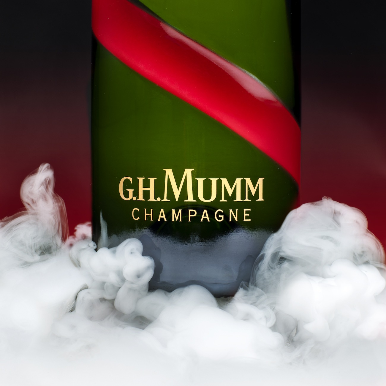 Mumm Grand Cordon - Antoine Peltier x Braaxe - Direction artistique