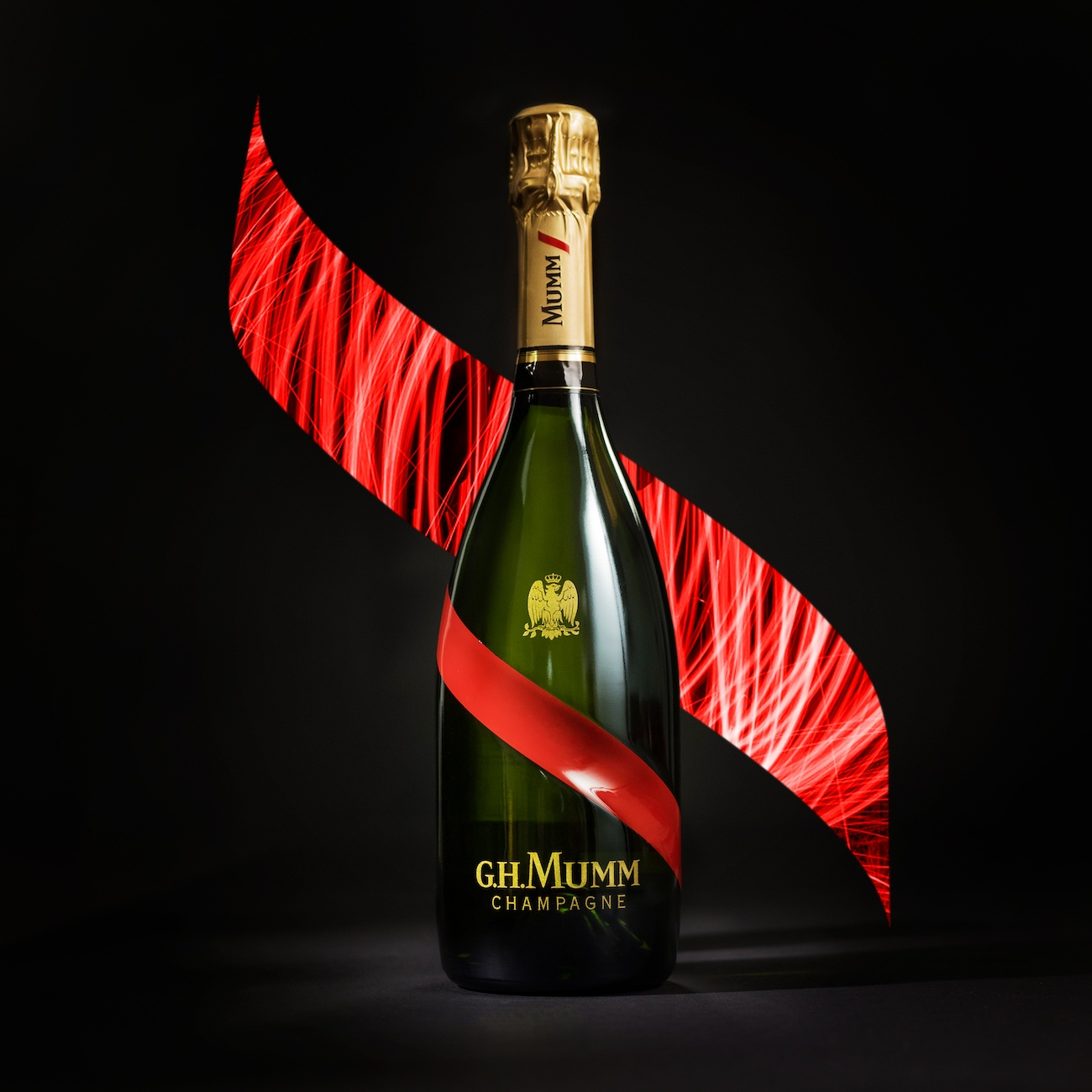 Mumm Grand Cordon - Antoine Peltier x Braaxe - Direction artistique 2