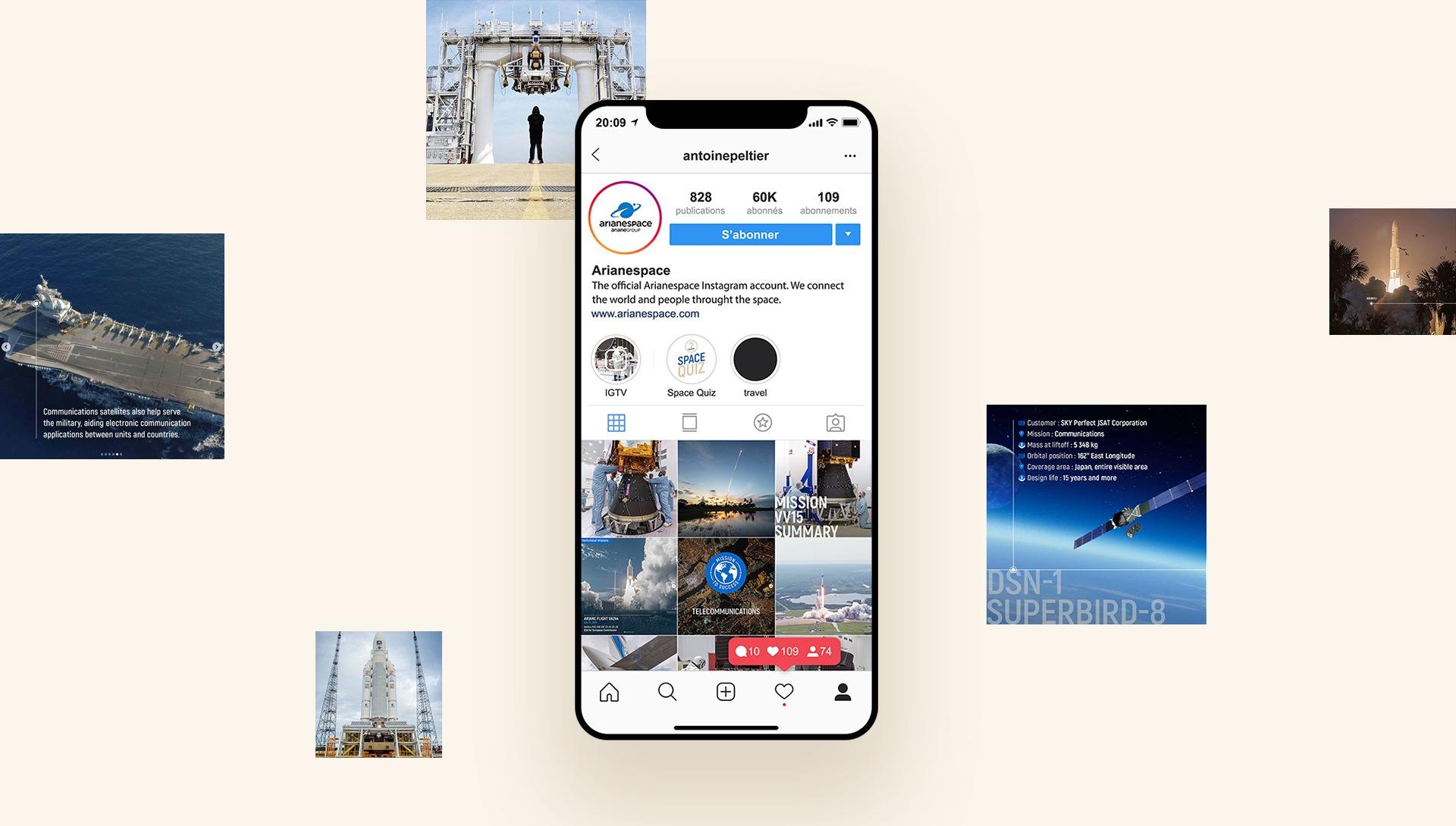 Social-Media-Instagram-Arianespace-Antoine-Peltier-4