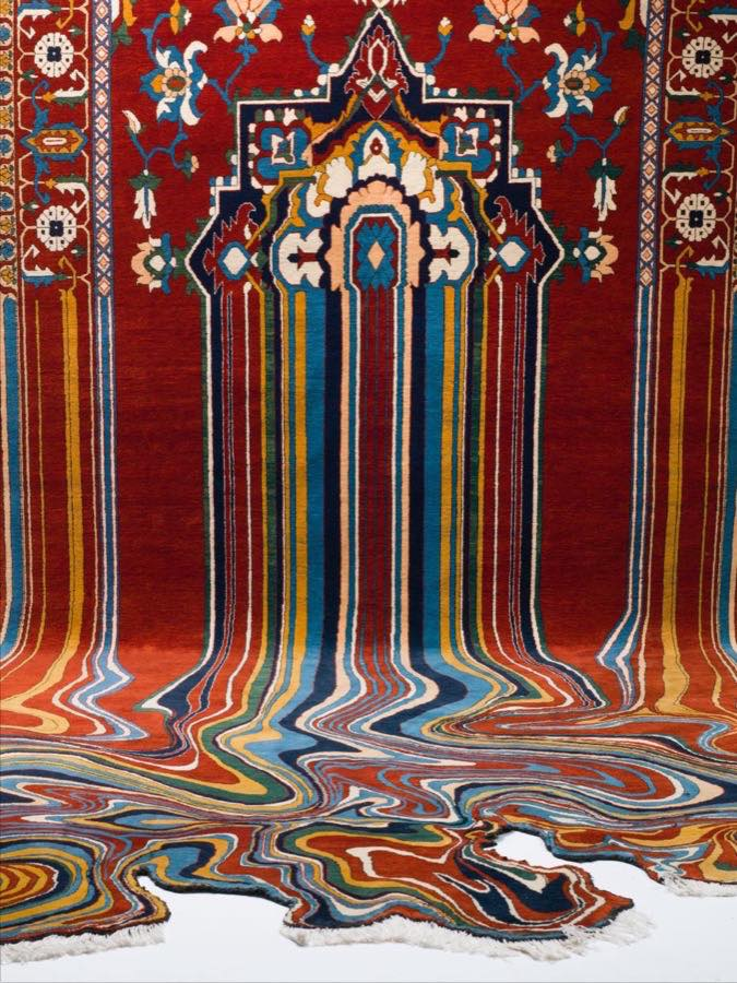 faig ahmed tapis glitch - we need caféine-4