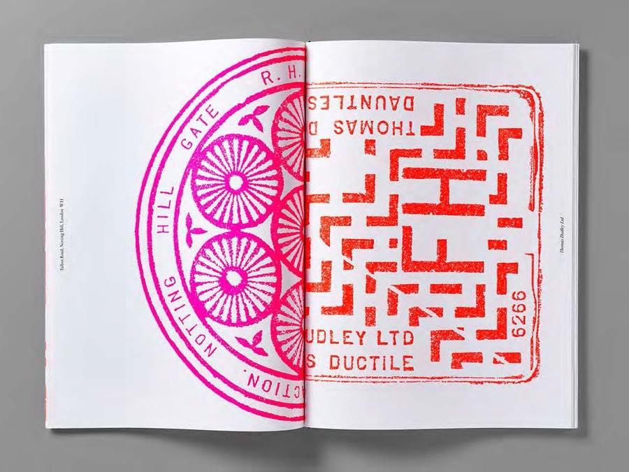 overlooked pentagram book london - we need cafeine-10