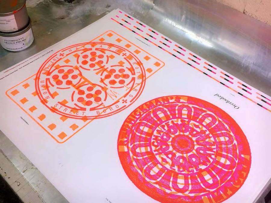 overlooked pentagram book london - we need cafeine-9