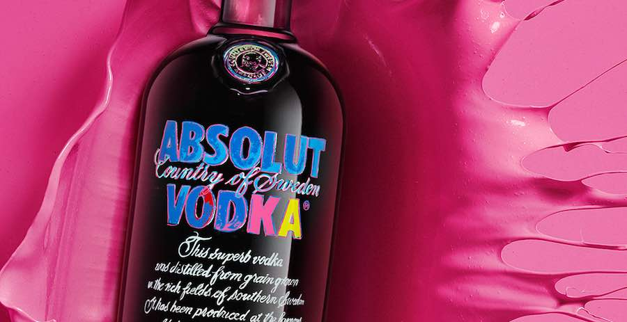 packaging absolut vodka warhol edition - we need cafeine 2