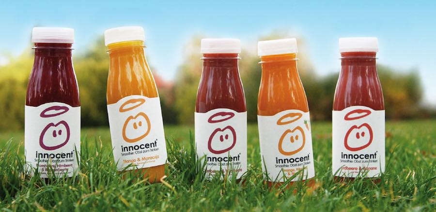 strategie marketing innocent smoothie - we need cafeine 9