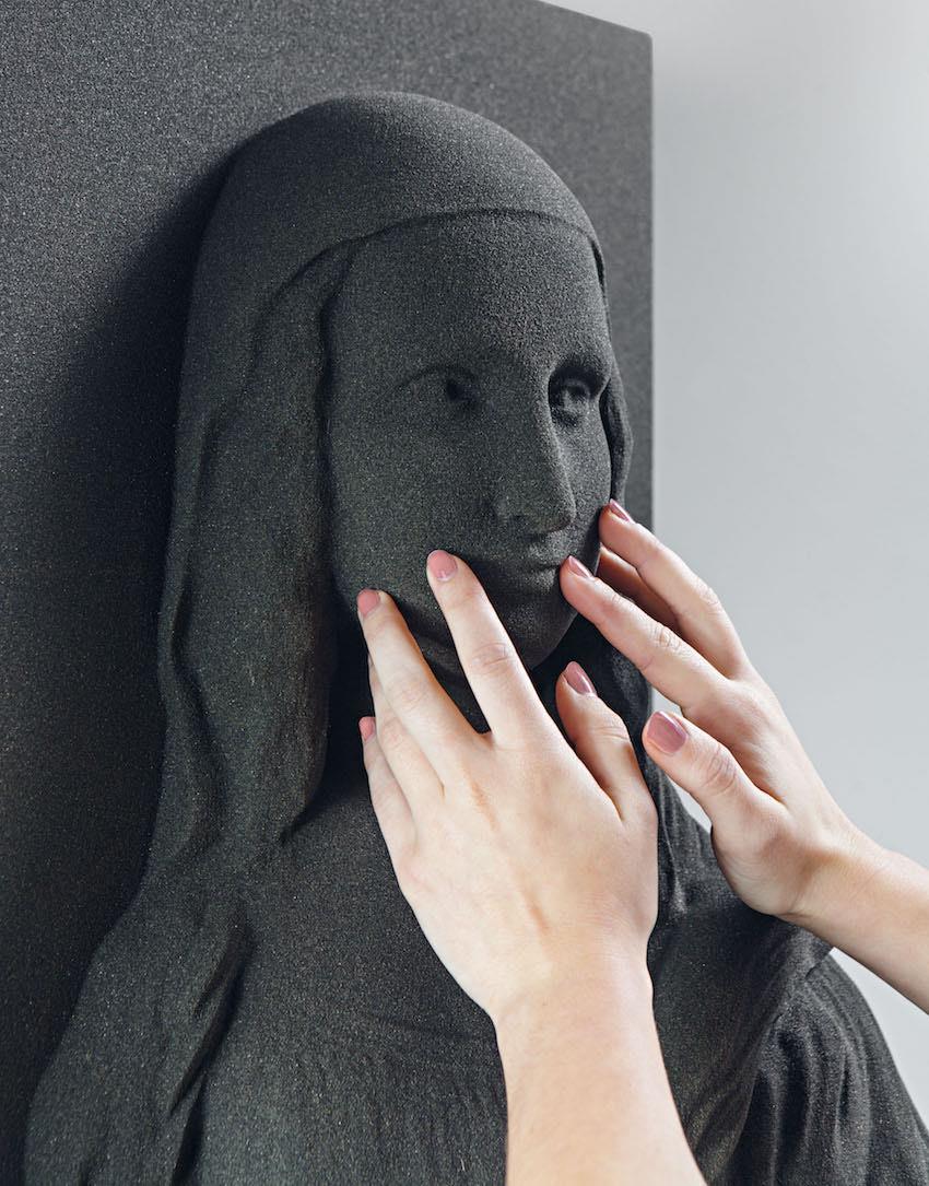 Ne pensons pas les musées uniquement pour les voyants : un bel exemple du Unseen Art