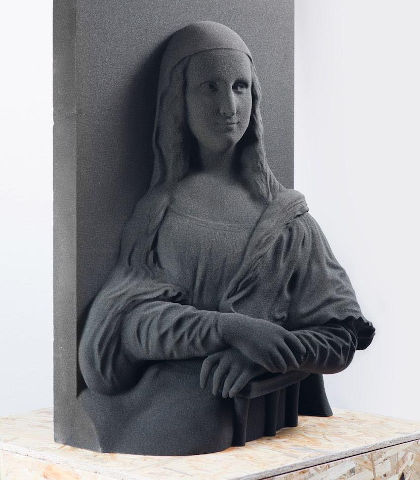 Pensons nos musées pour les malvoyants : un bel exemple du Unseen Art