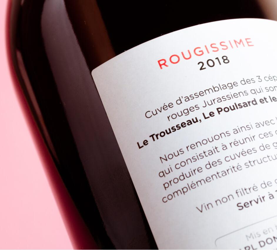 Bouteille de vin du Domaine Overnoy - Antoine Peltier - 09