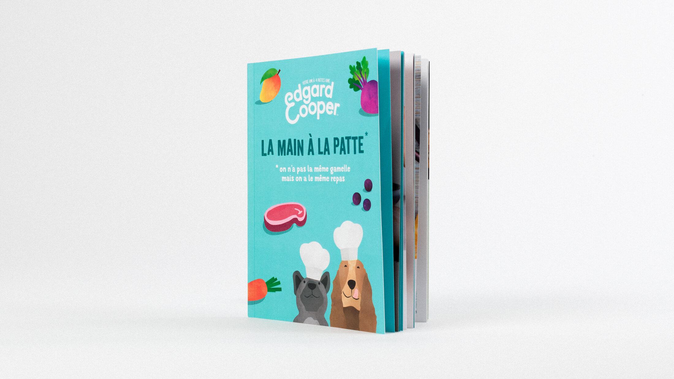 Livre de recettes Edgard et Cooper - 06