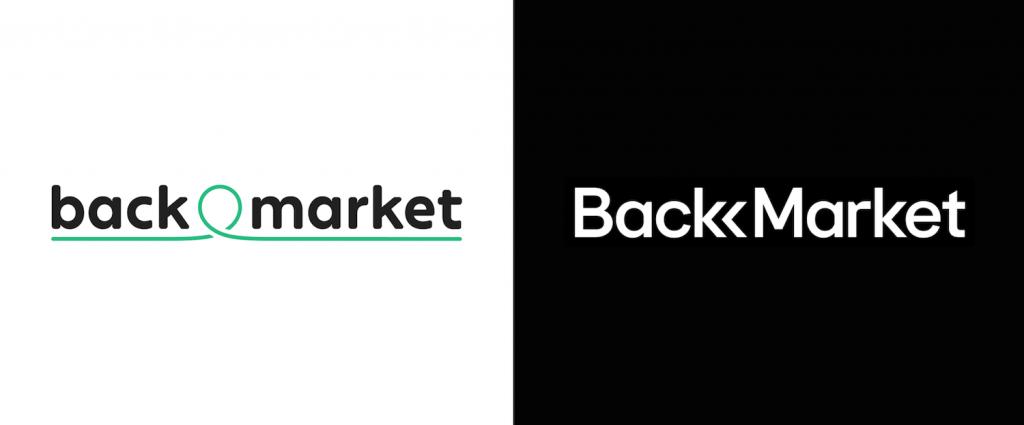 Identité graphique de Back Market - Antoine Peltier