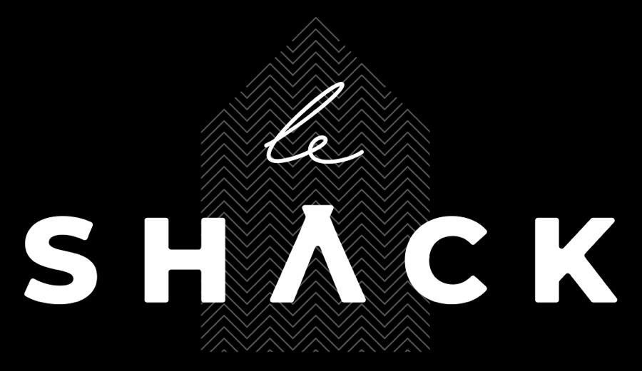 Logotype du Shack Paris - Antoine Peltier Graphiste