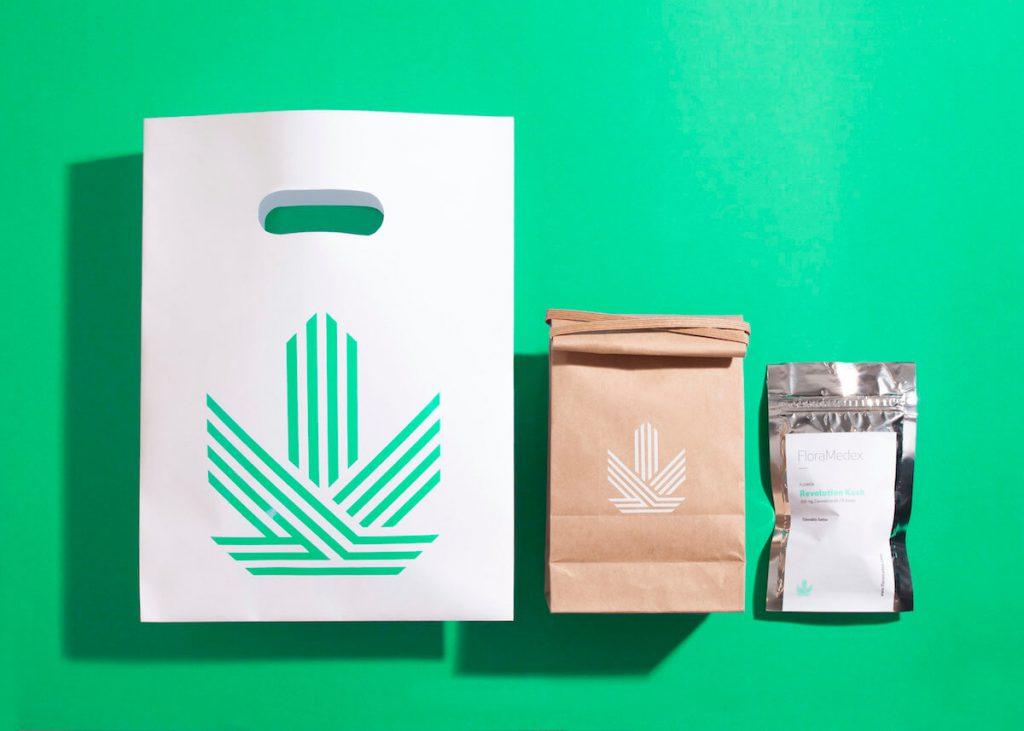 Packaging de weed : Floramedex - 01
