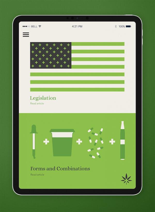 Marque de weed : Cannabis Mentor - 03
