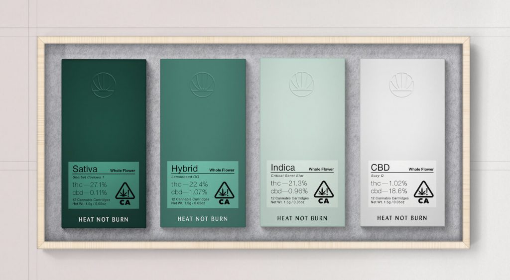 Omura : une technologie pour parfaitement fumer sa weed - 02