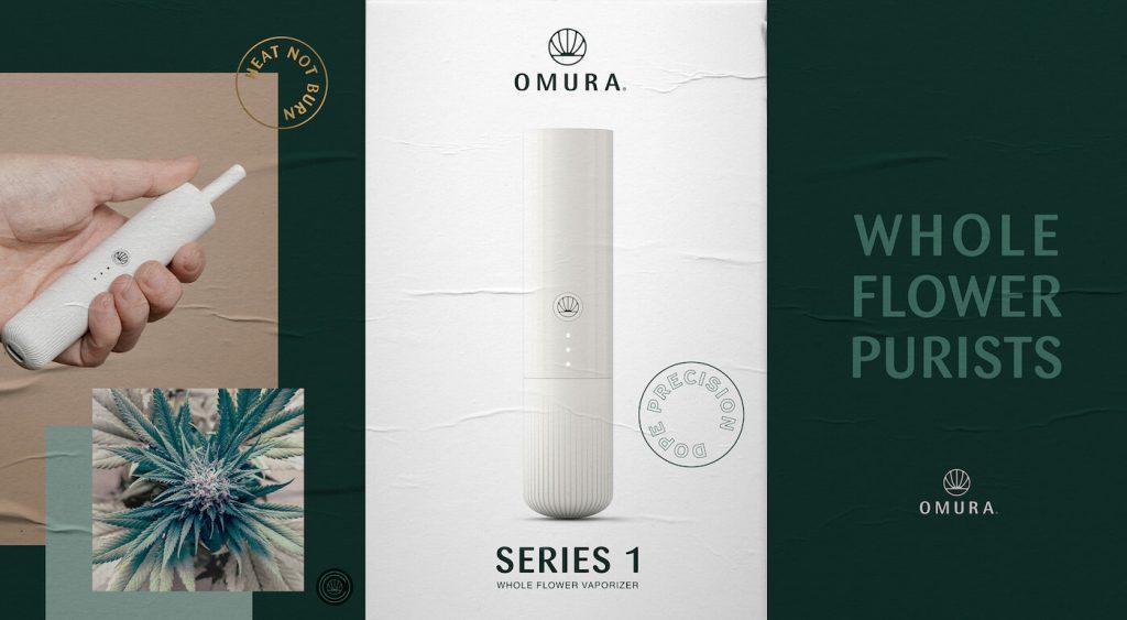 Omura : une technologie pour parfaitement fumer son cannabis - 02