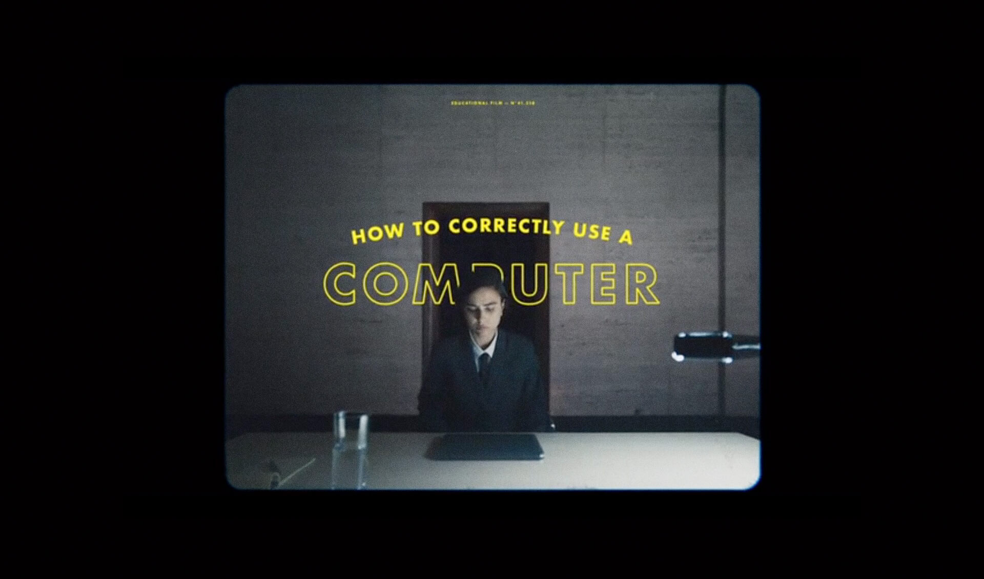 How To Use Correctly a Computer : une pub Apple pour l'iPad Pro