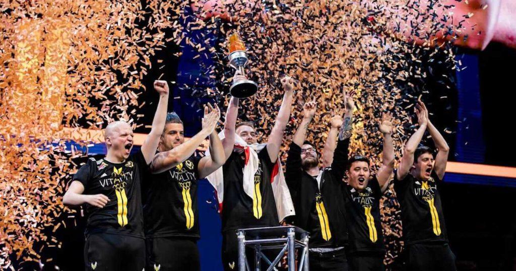 eSport et marques : la team Vitality remporte tous les tournois de CS:GO