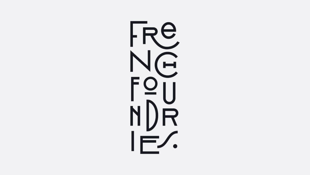 Composition typographique de Stéphane Lopes