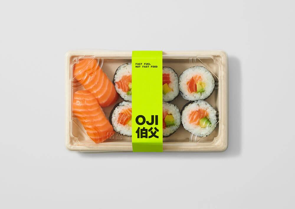 Packaging créé par Seachange