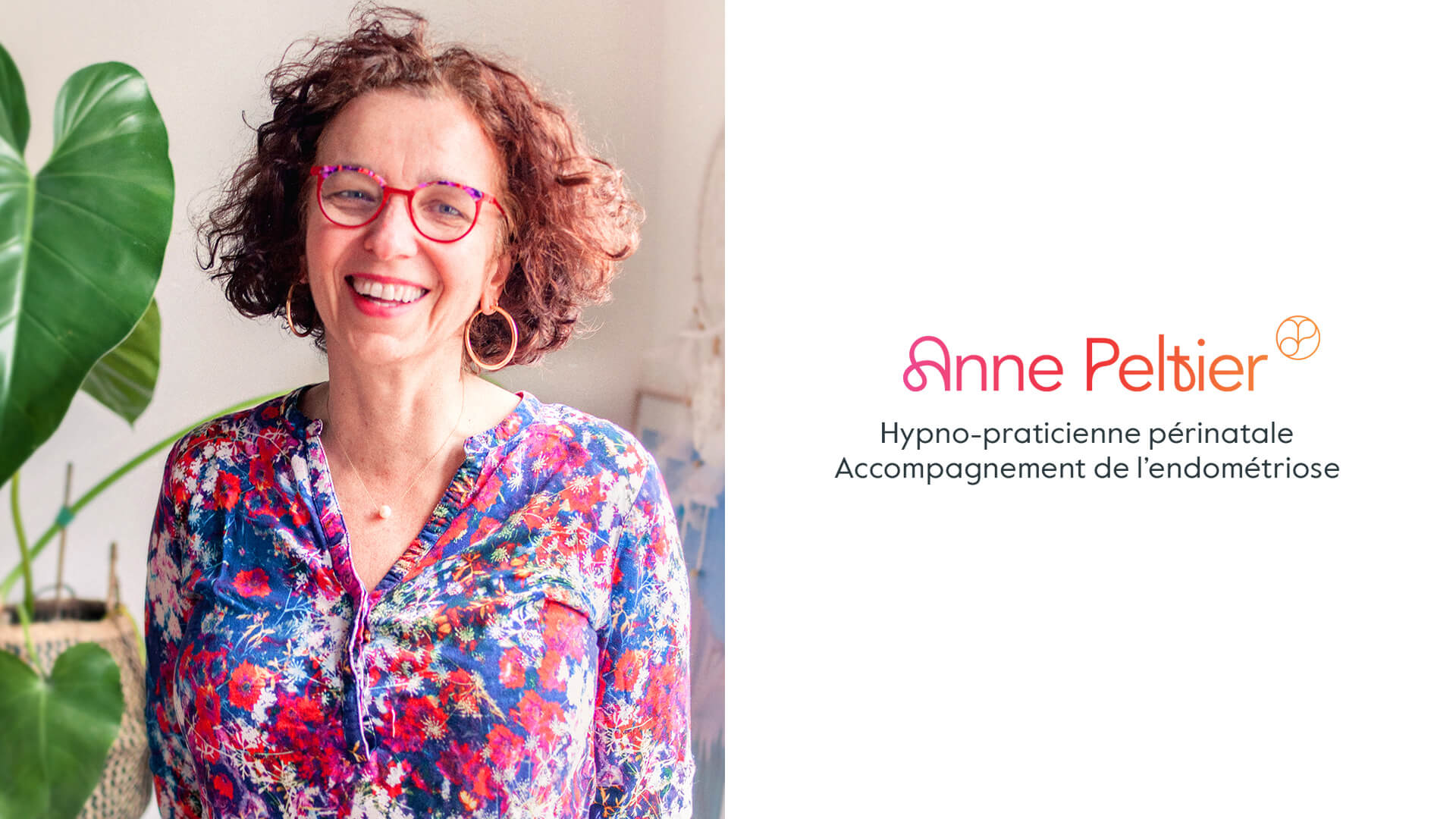 Portrait de Anne Peltier Sage Femme et Hypno Praticienne