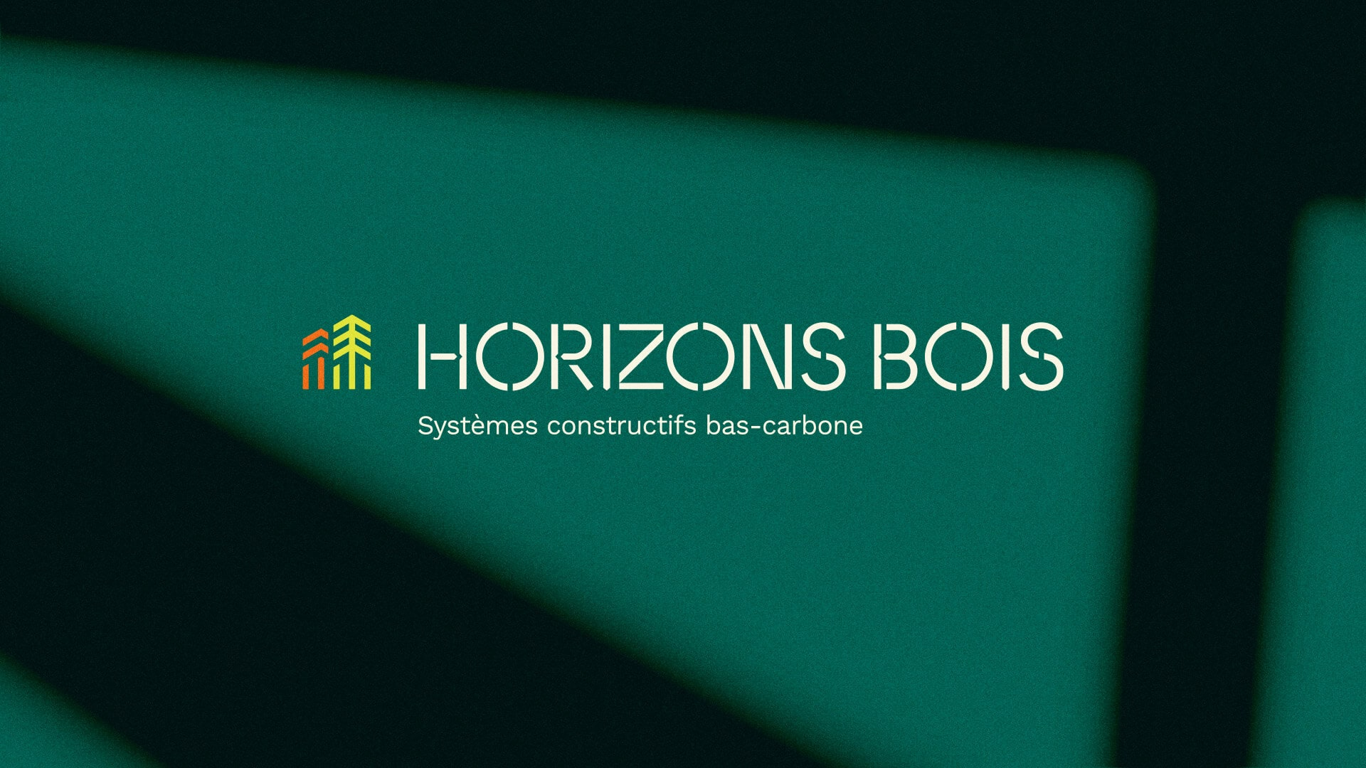 Logotype de Horizons Bois et Architecture Plurielle