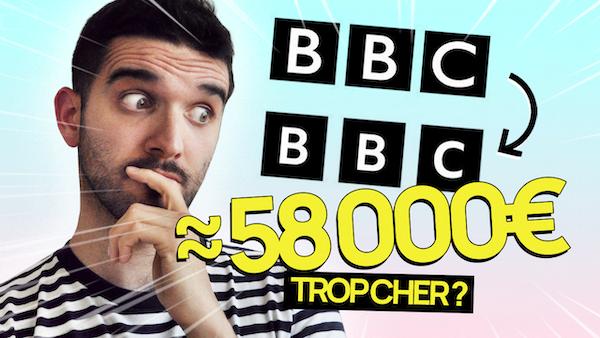 Le SCANDALE du logo de la BBC n'a pas lieu d'être